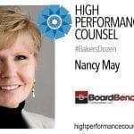 Nancy May: Directorship – Handling the Risks in Serving