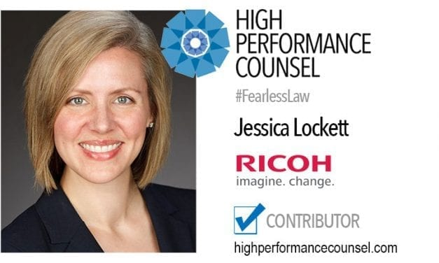 Expert Legal Insights: Efficient Document Reviews Help Argue Costs by Jessica Lockett of RICOH