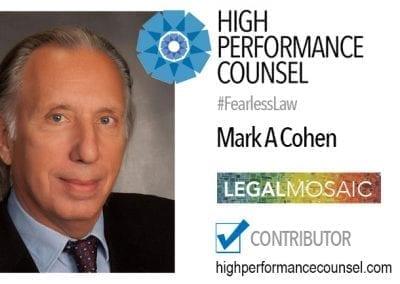 Mark A Cohen