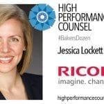 Lessons In Leadership: Jessica Lockett of RICOH In Interview For #BakersDozen