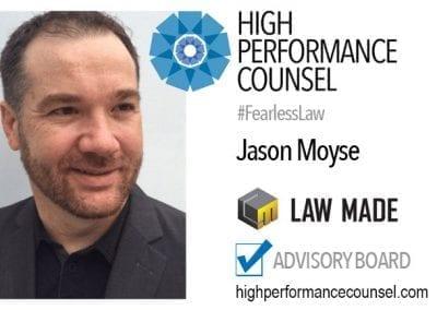 Jason Moyse