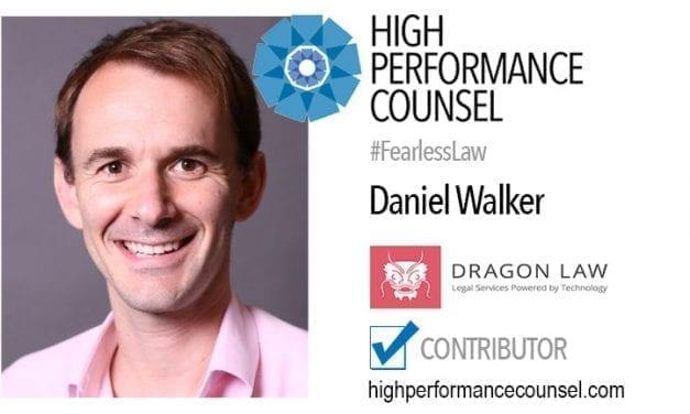 On #BakersDozen: Daniel Walker, Founder & CEO of Dragon Law