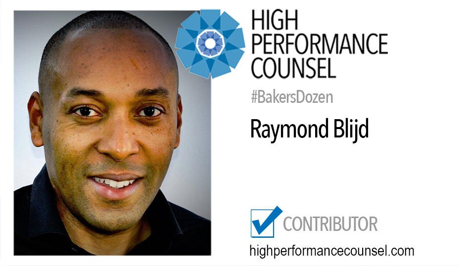 Raymond Blijd