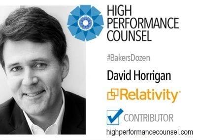 David Horrigan