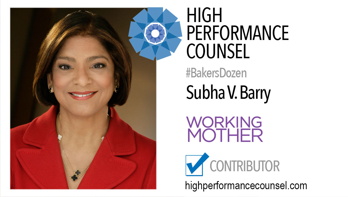 Subha V. Barry
