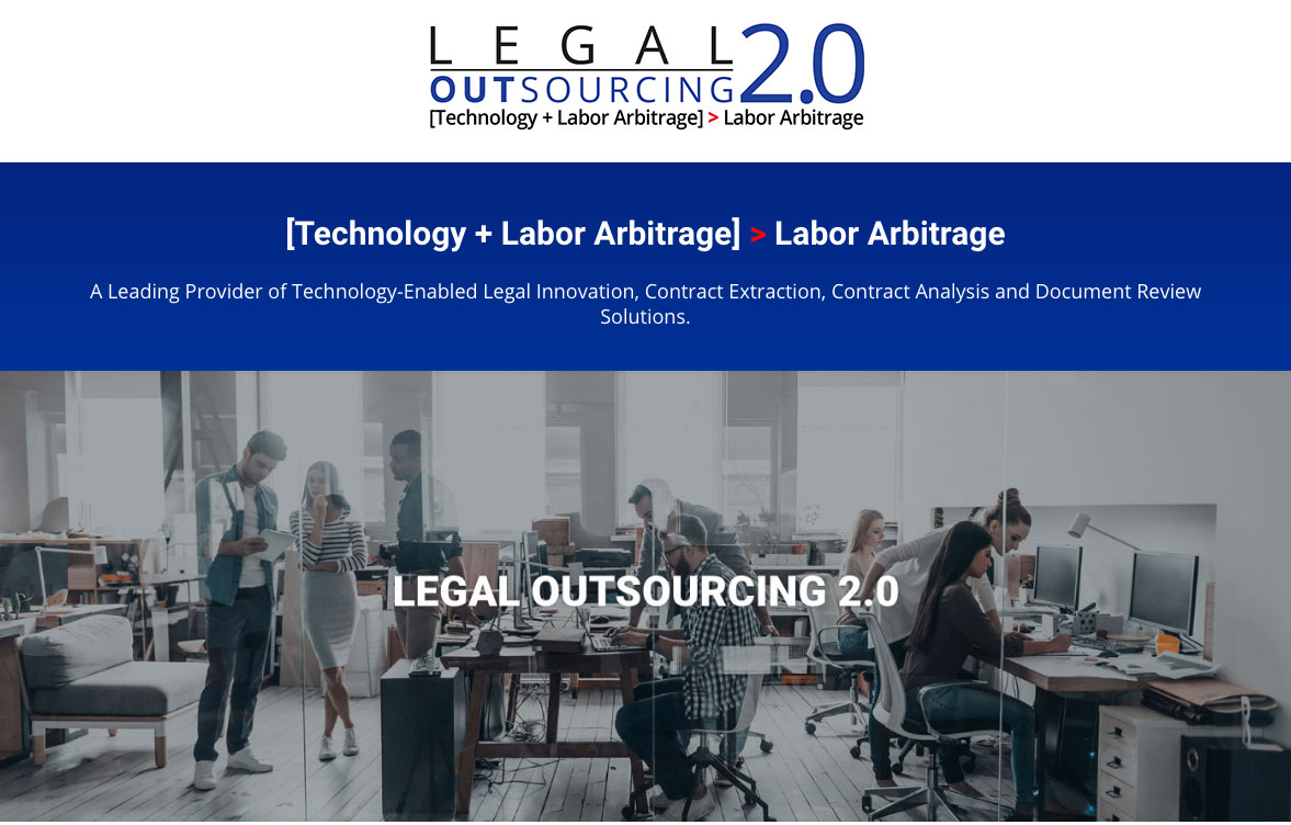 LEGAL OUTSOURCING 2