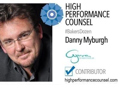 Danny Myburgh
