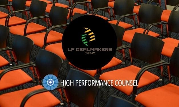 High Performance Counsel CEO David Kinnear To Chair Litigation Finance Panel