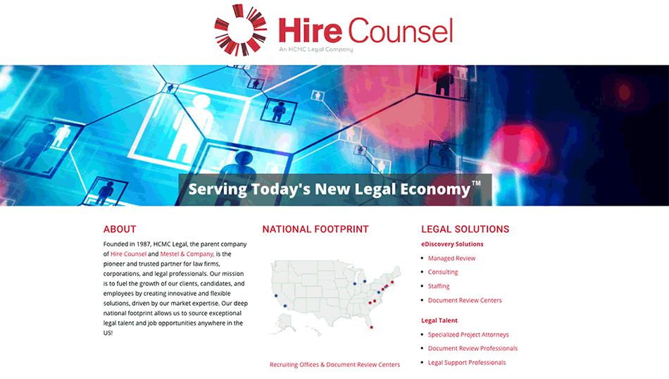 HIRE COUNSEL