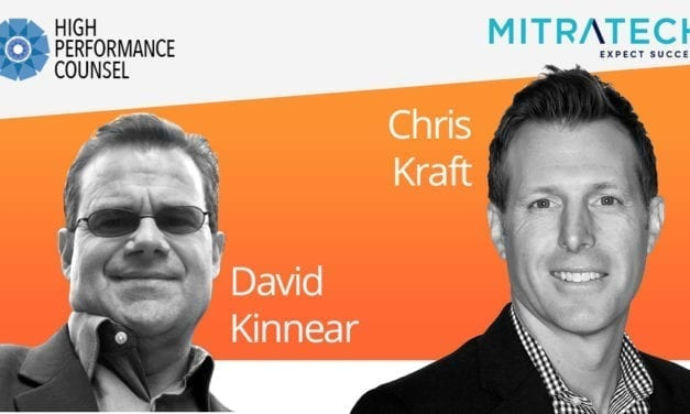In the #Spotlight: Transparency, Predictability and Control – A Conversation with Chris Kraft of Mitratech on the Release of TeamConnect Essentials