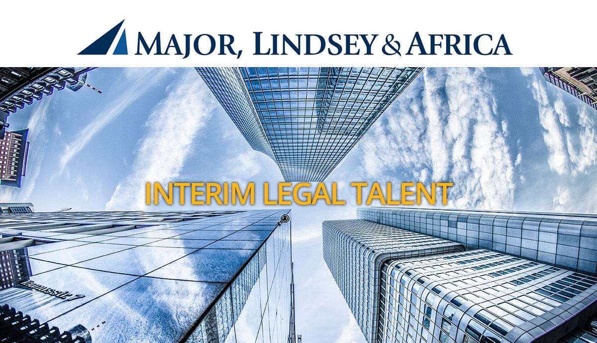 Interim Legal Talent