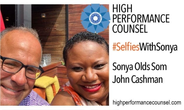 On #SelfiesWithSonya: John Cashman | President  – Major, Lindsey & Africa In Interview With Sonya Olds Som
