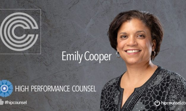In the #HipCounsel Spotlight – Emily Cooper, Owner of Cooper Law, LLC In Interview With High Performance Counsel