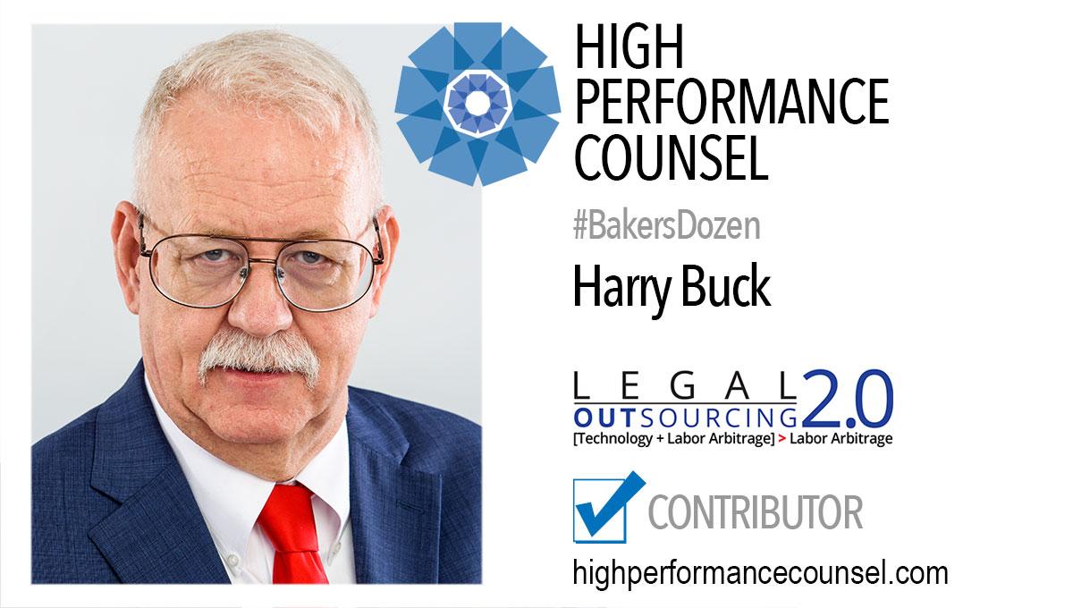 Harry Buck