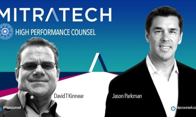 In The #Spotlight: Jason Parkman CEO of Mitratech In Interview With High Performance Counsel