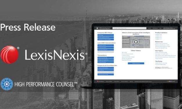 LexisNexis Launches Global Foundation to Advance the Rule of Law