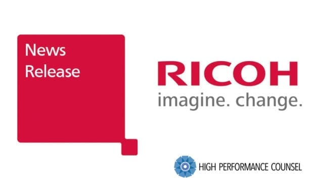 NEWS RELEASE: RICOH Acumen delivers a new level of project ownership and business intelligence to Relativity users