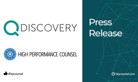 In The Headlines: QDiscovery Named to 20 Most Promising Legal Technology Solution Providers 2019 by CIOReview