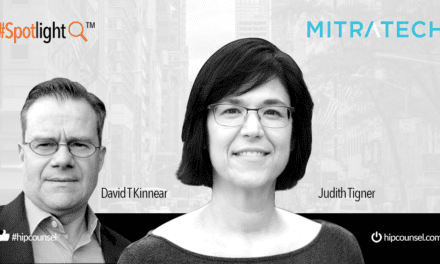 In the #Spotlight: Judith Tigner of Mitratech Speaks With High Performance Counsel