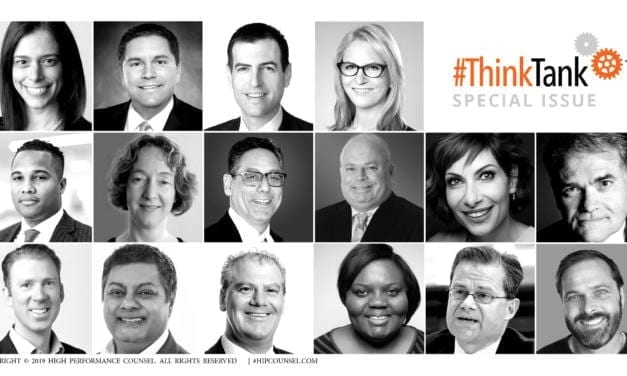HPC #ThinkTank Special Issue: #TopFix – What is the #1 thing the legal industry could do to improve the delivery of legal services for clients?